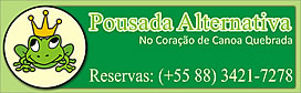 Alternativa B&B - Canoa Quebrada - Brazil