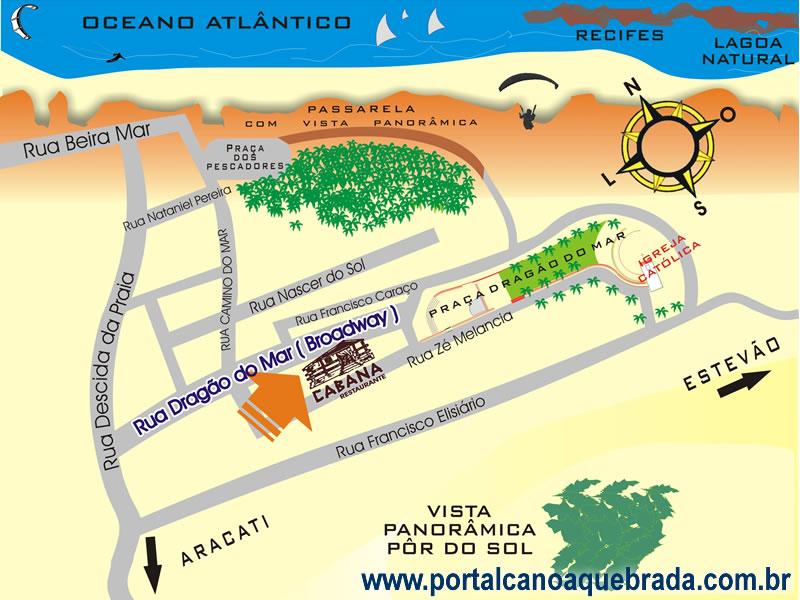 Canoa Quebrada Brasile Canoa Quebrada Imóveis