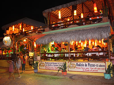Canoa Quebrada Broadway Canoa Quebrada Restaurante