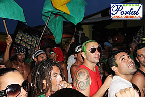 Bloco do Reggae - Freedom Bar - Canoa Quebrada