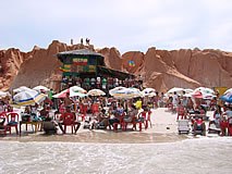 canoa quebrada - fredom bar