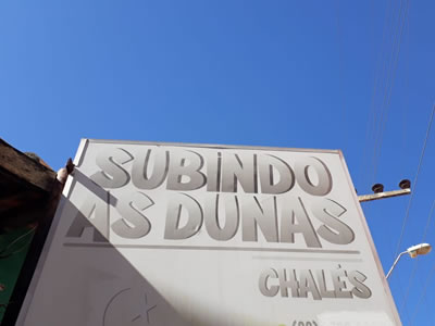 Pousada Subindo as Dunas